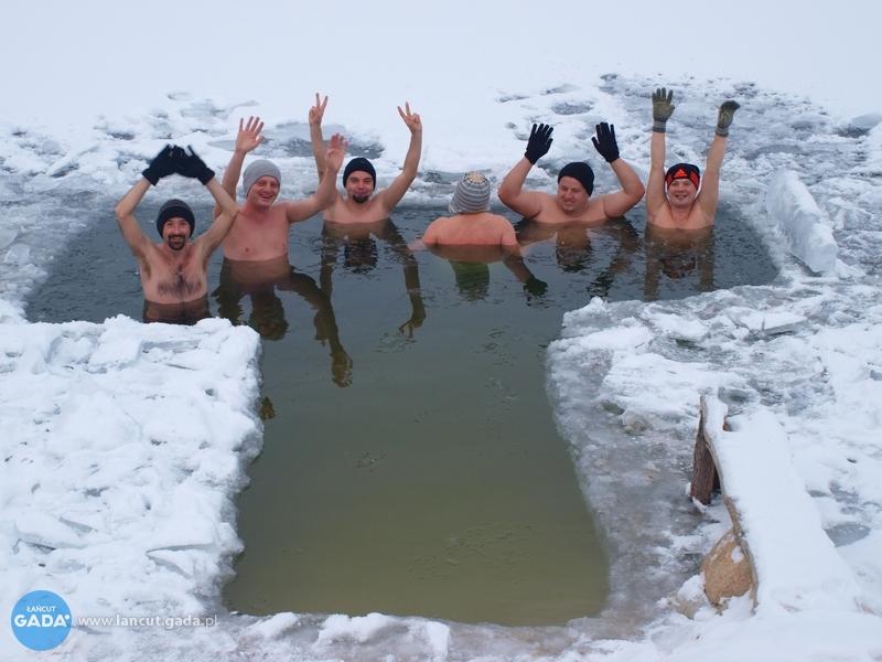 Zimna woda zdrowia doda, czyli morsowanie wŻołyni
