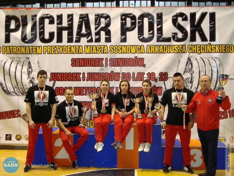 Puchar Polski dla Łańcuta