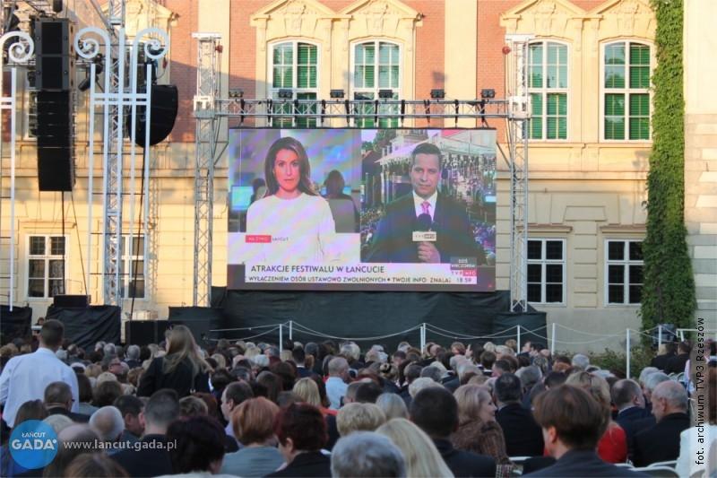 Muzyczny Festiwal na żywo wtelewizji