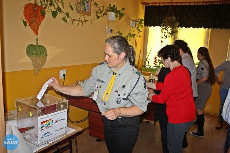 Mieszkańcy Handzlówki wybierają logotyp sołectwa