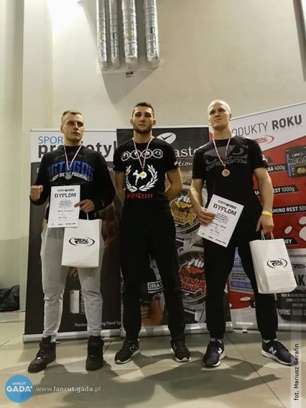 Mateusz mistrzem Polski