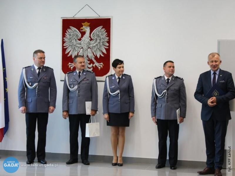 Wprowadzenie nowego komendanta policji