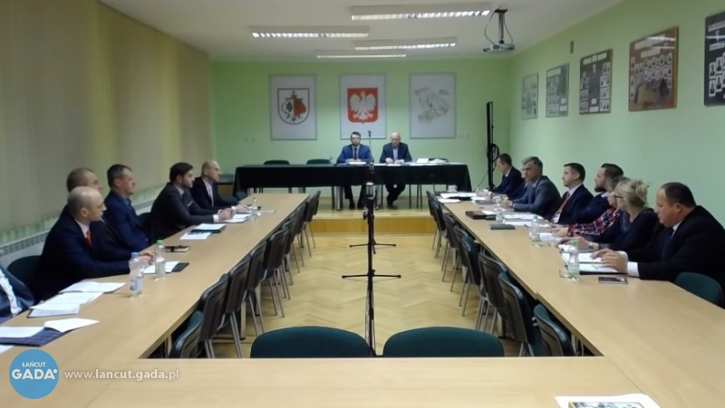 Dwie sesje rady gminy Żołynia