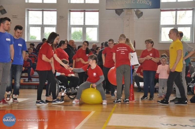 XII Spartakiada Osób Niepełnosprawnych
