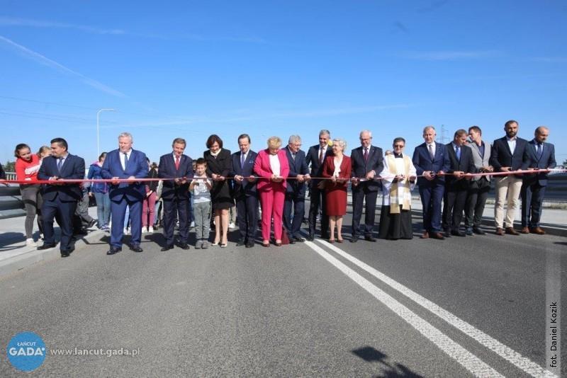 Nowy most wCzarnej otwarty
