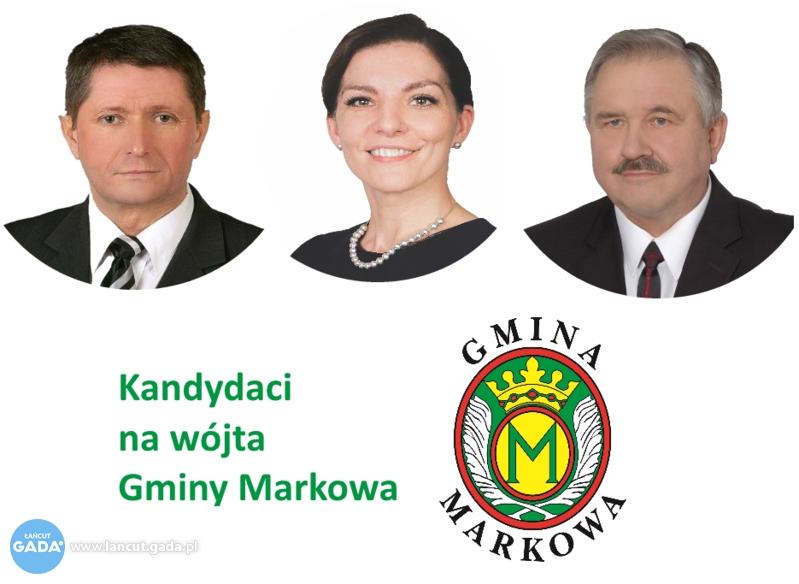 Wybieramy wójta gminy Markowa