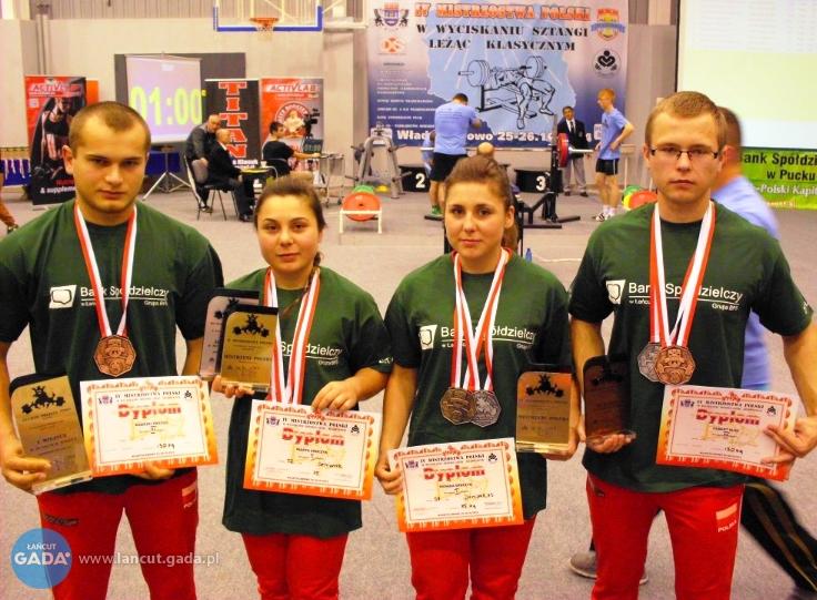 LUKS ZIELONI Łańcut na mistrzostwach Polski