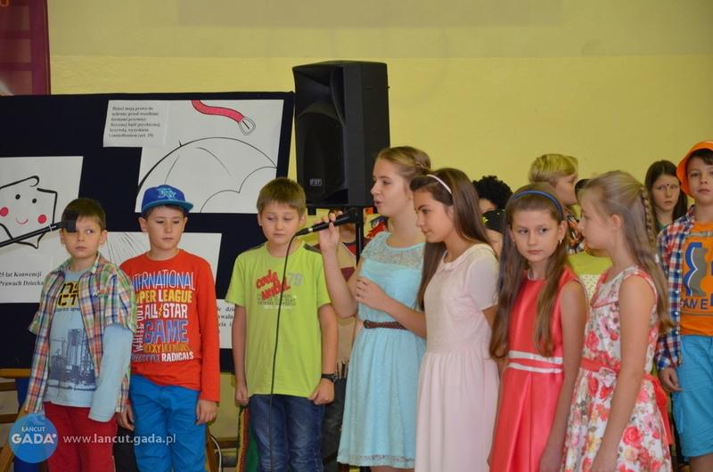Prawa dziecka oczami uczniów SP 2
