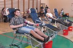 W ILO oddali krew