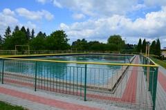 Otwarcie odkrytego basenu już wsobotę