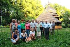Odkrywają zabytki Podkarpacia, Małopolski iRoztocza