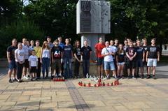 Uczcili pamięć obohaterach Powstania Warszawskiego