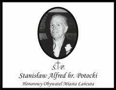Zmarł Honorowy Obywatel Miasta Łańcuta, potomek właścicieli Zamku