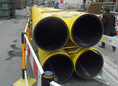 Nowe studnie idruga nitka magistrali wodociągowej