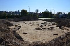 Odkrycie archeologiczne wŁańcucie
