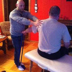 Masaż, rehabilitacja oraz taping medyczny wdomu pacjenta