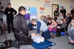 Dziś Dzień numeru alarmowego 112. Strażacy promują go wśród dzieci