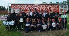 Młodzi strażacy wakcji