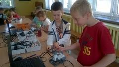 Robotyka - sposób na zainteresowanie uczniów przedmiotami ścisłymi