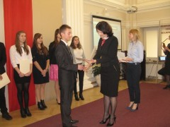 Uczniowie stypendystami Prezesa Rady Ministrów