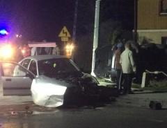 Trzy osoby ranne wwypadku wMarkowej