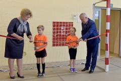 Hala na Podzwierzyńcu oficjalnie otwarta