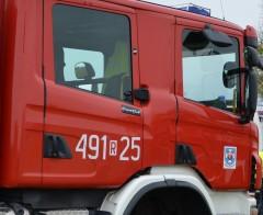 5 wyjazdów do pożarów traw