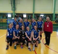 MKS Łańcut wpółfinale Mistrzostw Polski