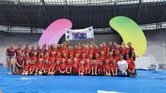 Tancerze zŁańcuta otworzą Igrzyska The World Games 2017
