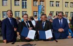 Umowa na pawilon diagnostyczno-zabiegowy podpisana