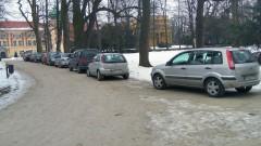 """""""Parking"""" wparku"""