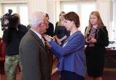 Srebrny Krzyż Zasługi dla Bronisława Dudka