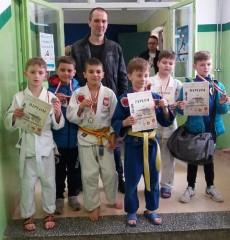 Mistrzowie judo