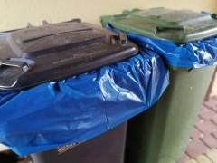Wzrost cen śmieci wmieście