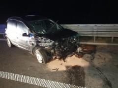 Śmiertelny wypadek na A4