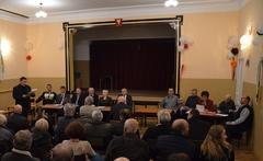 Debata kandydatów na radnych iburmistrza Łańcuta