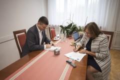 Drogi połączą gminy Łańcut iGać
