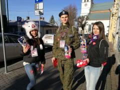 Wolontariusze na ulicach