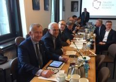 Posiedzenie zarządu ZPP