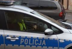 """""""Kurier"""" zatrzymany przez policję"""