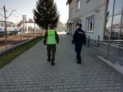 Patrole mundurowych