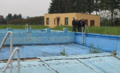 Rusza modernizacja basenu wWysokiej