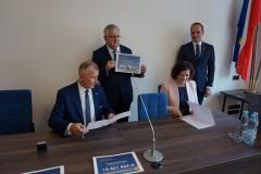 Do powiatu trafi ponad 22 mln złotych