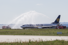 Na lotnisko wJasionce wróciły połączenia międzynarodowe