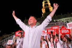 76,51 % głosów na Andrzeja Dudę