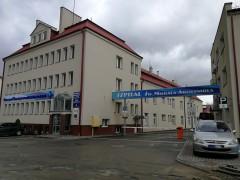 CM szpitalem koordynacyjnym