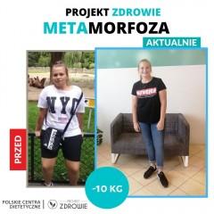 Kolejna wspaniała metamorfoza wProjekt Zdrowie