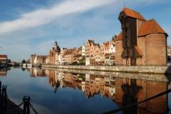 Pogoda Gdańsk wciągu 2020 roku
