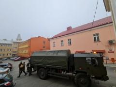 Terytorialsi pomagają mieszkańcom powiatu