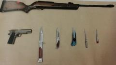 16 zarzutów dla mężczyzny, który strzelał do sąsiadów